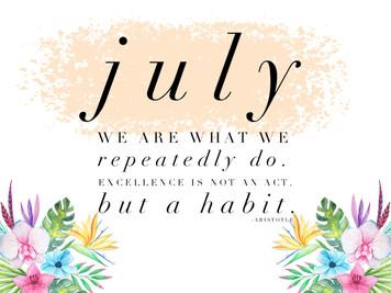 a july habit tracker freebie