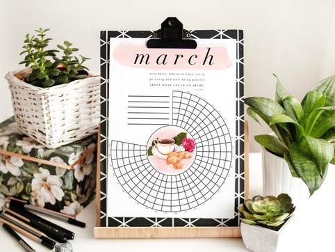 march habit tracker download