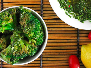 the best broccoli (seriously)