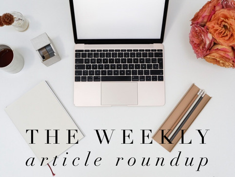 weekly article roundup, vol. x