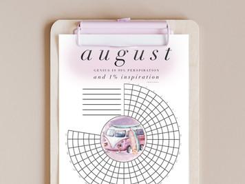 an august habit tracker freebie