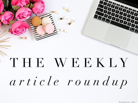 weekly article roundup, vol. ix