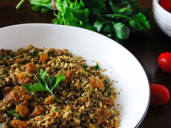 my favorite cauliflower rice recipe
