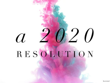 a january resolution