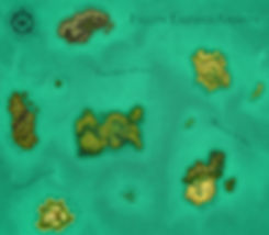 All of the known lands of Amaren