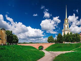 Мимолетная прогулка по рязанскому кремлю