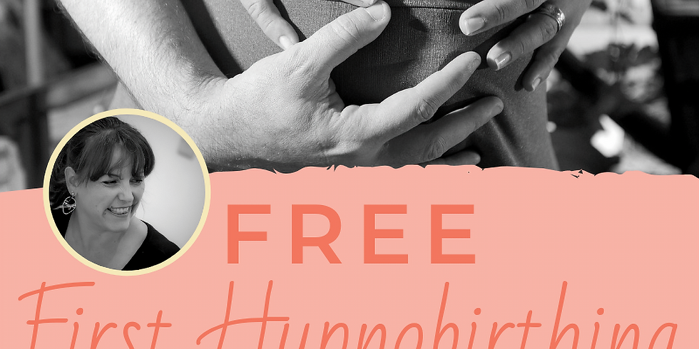 FREE - Your first Hypnobirthing class