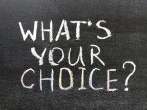 Making choices for you