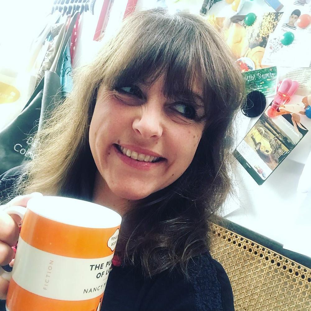 Charlotte Edun, doula, hypnobirthing practitioner & Positive Birth Movement facilitator