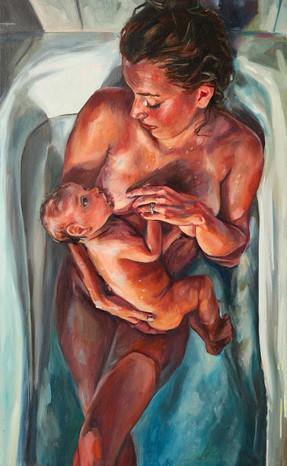 Beautiful birth images