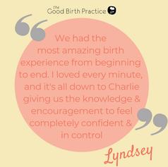 Lyndsey - first time Mum