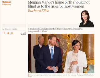 Can we please STOP patronising pregnant women?