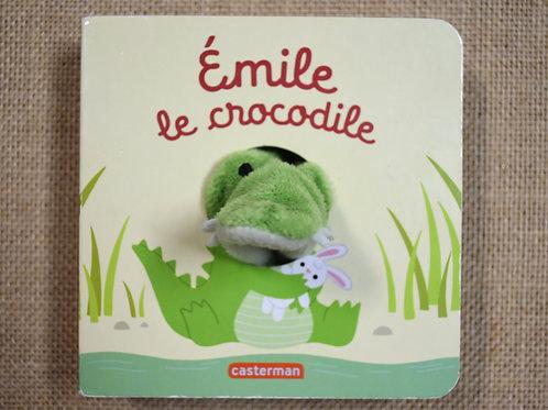 Emile le Crocodile by Casterman