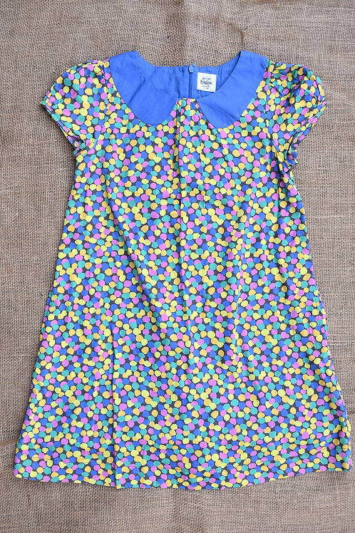 Mini Boden Dress - Blue - Size 9-10Y