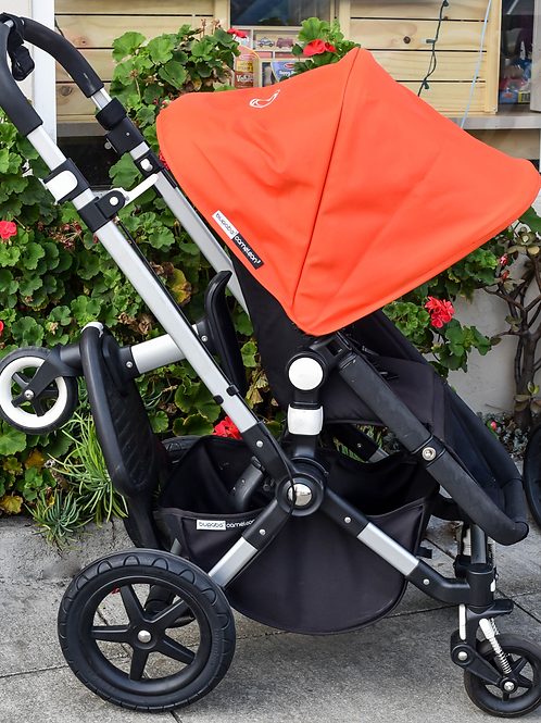 Bugaboo Cameleon 3 W/Sit-Stand Seat & Basinet
