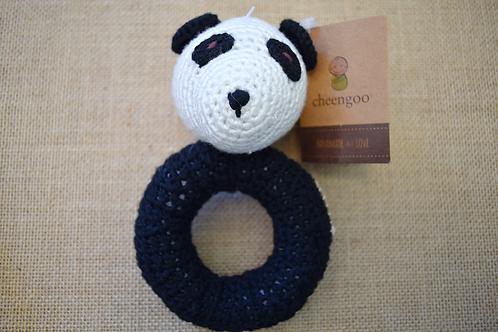 Cheengoo Panda Ring Rattle