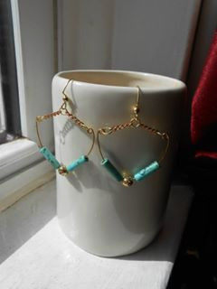 Turquoise Wire
