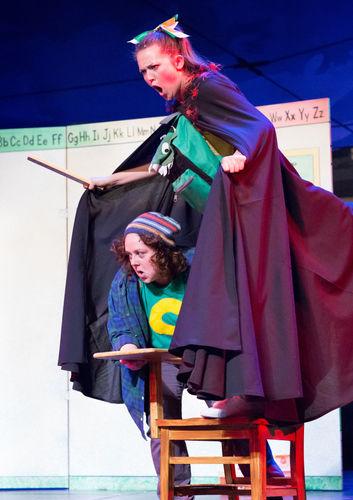 Dani in Walnut Street Theater for Kids' MISS NELSON HAS A FIELD DAY