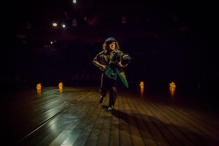 Poggio in Philadelphia Artists' Collective's TIS PITY SHE'S A WHORE