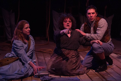 Mrs. Randolf in EgoPo Classic Theater's World Premiere of John Guare's LYDIE BREEZE TRILOGY