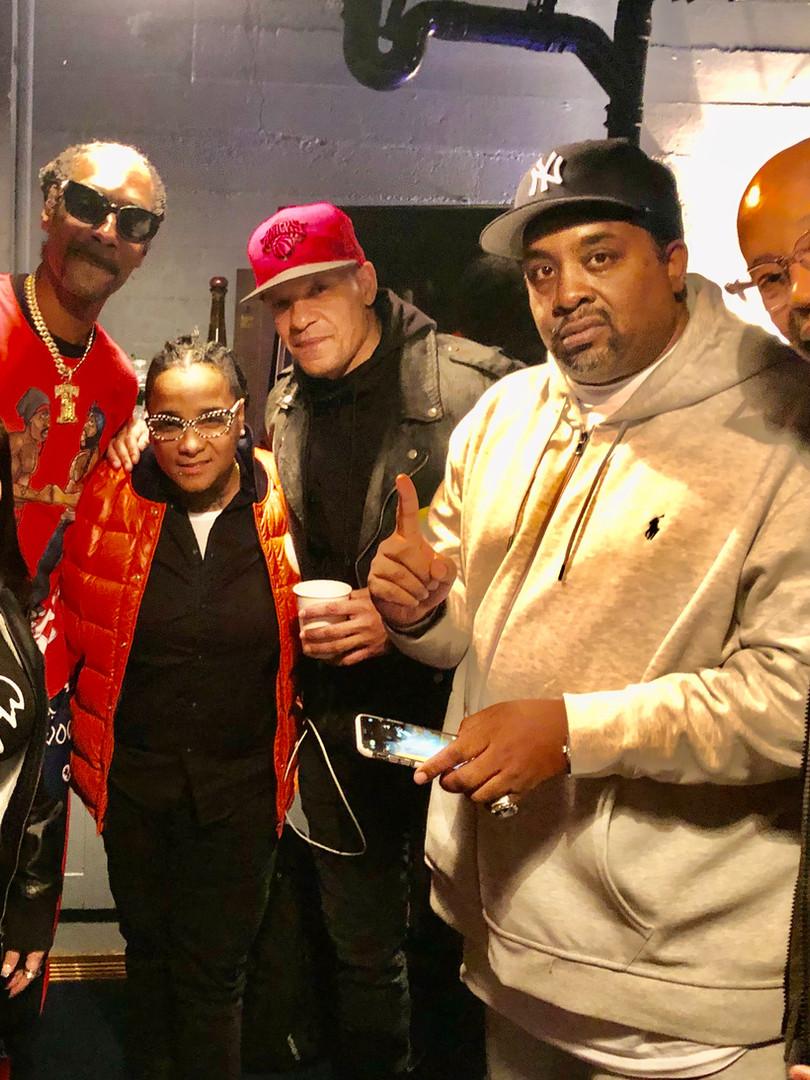 Lisa Lisa | Snoop Dogg | Peter Gunz | Erick B | Warren G