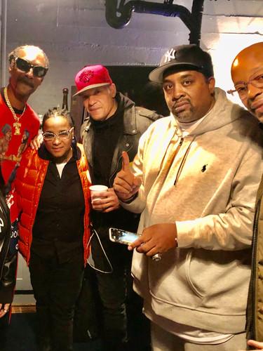 Lisa Lisa   Snoop Dogg   Peter Gunz   Erick B   Warren G