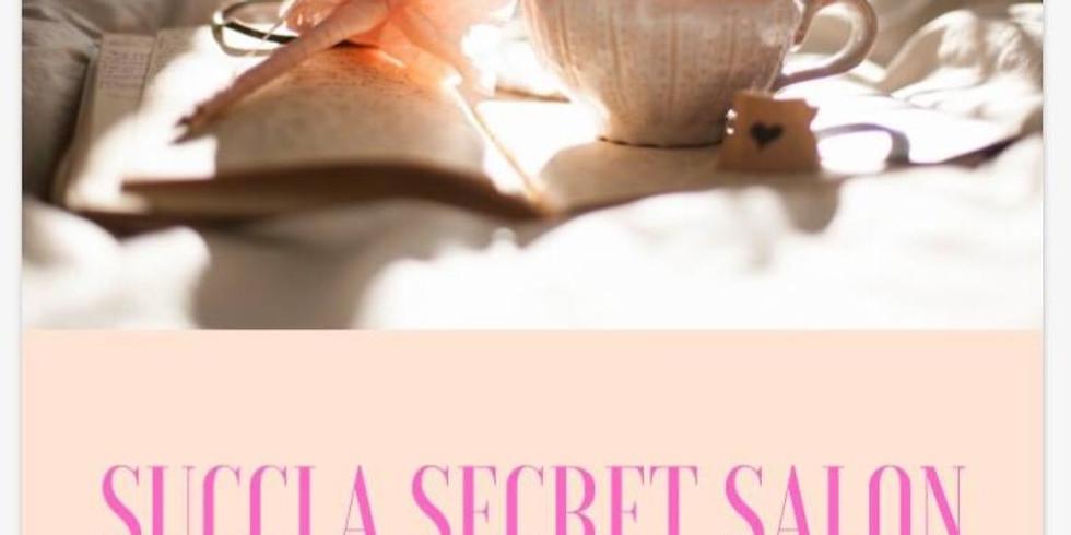 SUCCLA SECRET SALON_Sep.2019