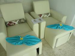 Reflexology Chair in Spa bali