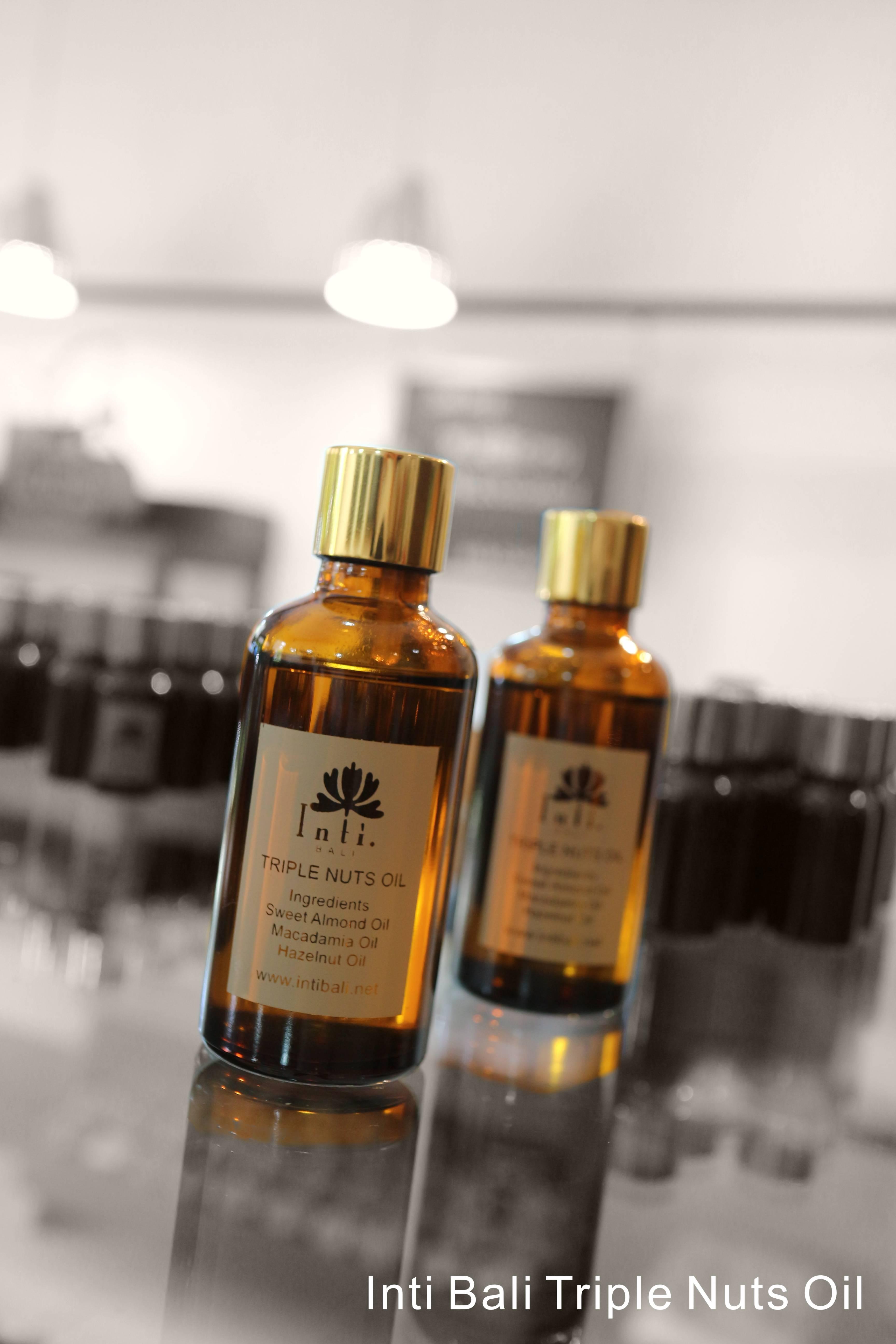 Treatment oil by Inti Bali