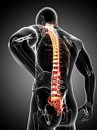Back massag shoulder massage