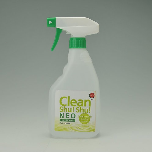 Clean Shu!Shu! NEO 除菌・洗浄・抗菌剤 クリーンシュシュネオ 500ml