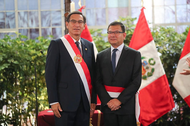 Ministro de Agricultura confía que Vizcarra saldrá victorioso de pedido de vacancia