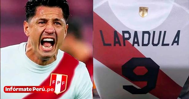 Empiezan a vender camisetas con el nombre de Gianluca Lapadula