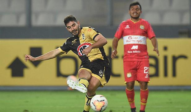 Sport Huancayo fue eliminado de la Copa Sudamericana