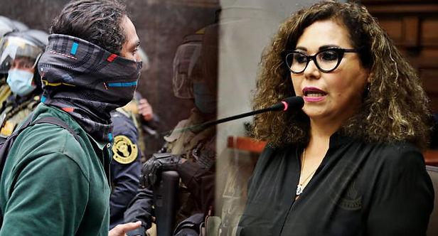 """Congresista de Podemos Perú: """"Los jóvenes que se movilizaron quieren seguir viviendo de la mamadera"""""""