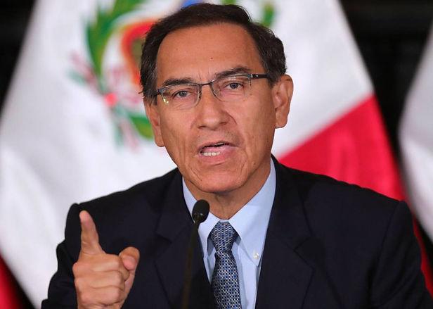 Vizcarra pide al Congreso presentar su defensa de moción de vacancia este viernes 6