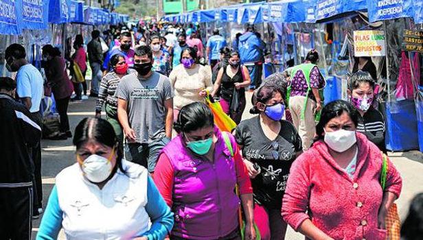 Perú se aleja de los primeros lugares de países con más casos de Covid-19