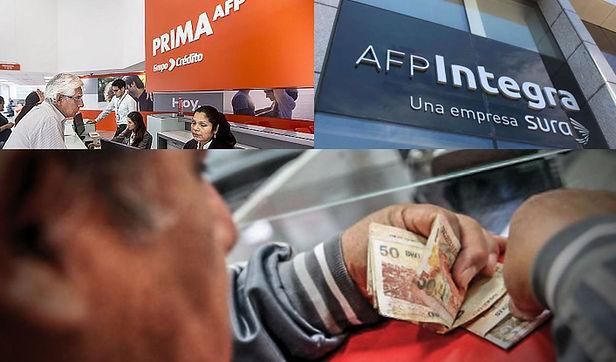 Congreso aprobó ley que permite el retiro de hasta S/17,200 de los fondos de la AFP
