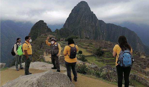 Incrementarían aforo de turistas en Machu Picchu
