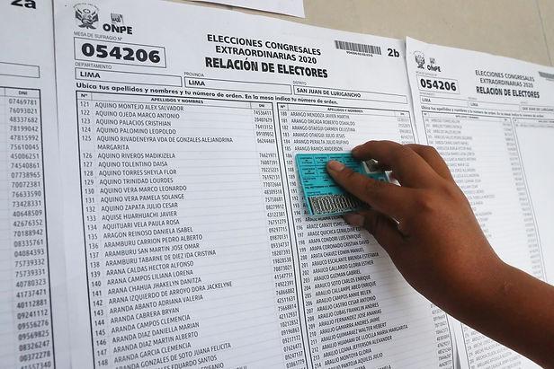 Autoridades locales tienen hasta el 12 de octubre para renunciar si pretenden postular el 2021