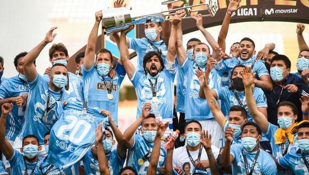 La FIFA reconoce el título de Sporting Cristal temporadara 2020