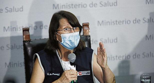 """Pilar Mazzetti: """"La mortalidad ha bajado porque la atención es mejor"""""""
