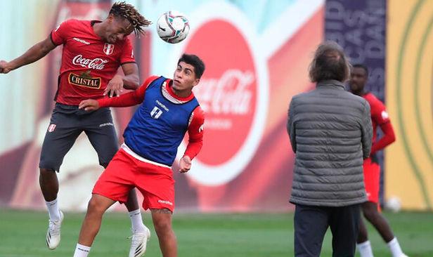 Eliminatorias: Este equipo probó Ricardo Gareca a dos días de enfrentar a Paraguay