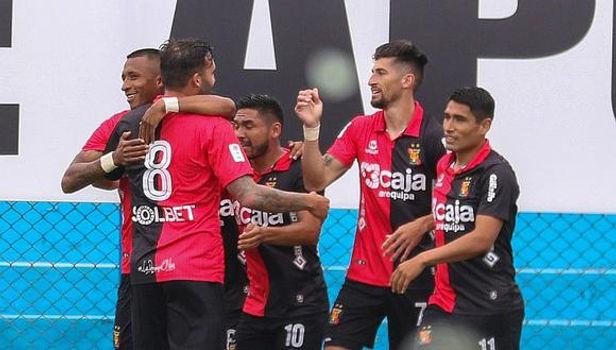 Melgar ganó a Municipal y clasificó a la Copa Sudamericana
