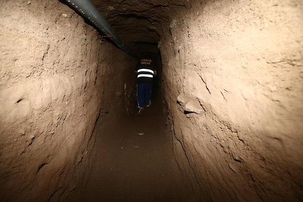 Reos del penal Castro Castro cavan túnel que se conectaba con el área de cocina, tenía más de 200 metros
