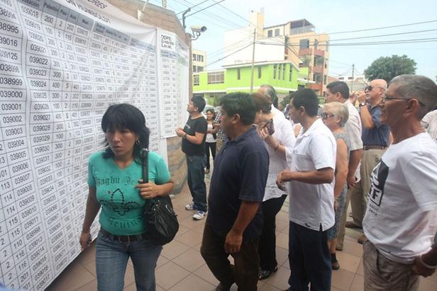 Más de 16 mil locales de votación para elecciones del 2021