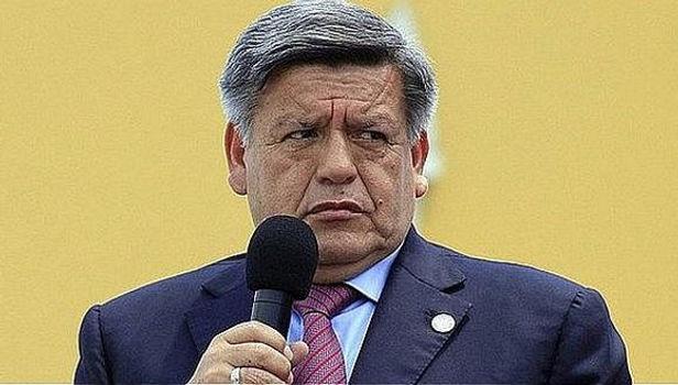Elecciones: Cesar Acuña oficializó su candidatura a la Presidencia del Perú