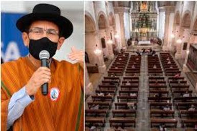 Desde noviembre se abrirán gradualmente las iglesias según Vizcarra