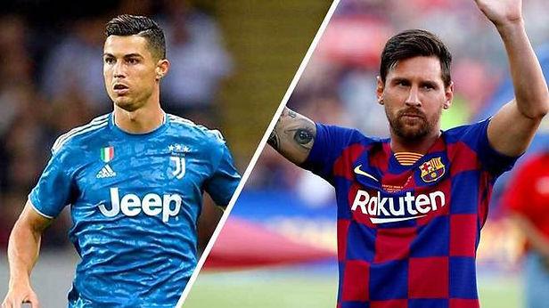 Lionel Messi y Cristiano Ronaldo se enfrentarán por la fase de grupos de la Champions League