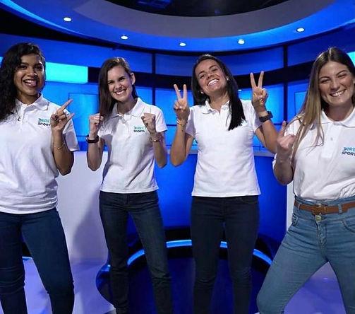 Por primera vez en el Perú un partido de fútbol de la Liga 1 será narrado solo por mujeres